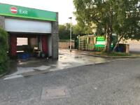 B.P car wash for sale