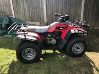 Honda Big Red TRX350D
