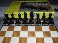 CHESS TEACHER BY PAVILION - A LEARNING SET FOR BEGINNERS - TEACHERS THE MOVES