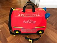 Red Trunki Fire Engine Excellent condition