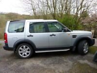 Landrover Discovery 3,manual ,low mileage,