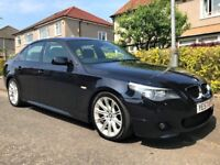 2007 '57 REG' BMW 520D M SPORT +++LOW MILEAGE OF ONLY 67,519 MILES WITH FULL SERVICE HISTORY+++