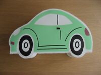 Next Funky Car Ceiling Lampshade