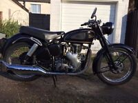 VELLOCETTE 350cc (GREAT CONDITION!!)