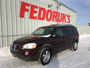 2009 Pontiac Montana SV6 SE Package ***Professionally Serviced a