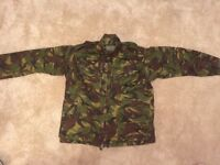 Combats trousers and jacket
