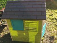 As new smoby playhouse