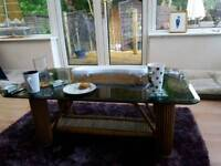 Solid conservatory furniture
