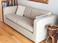 Habitat 2 seater sofa and a matching L shape set
