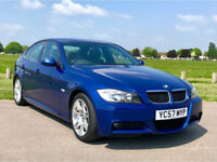 Automatic -- 2007 BMW 3 Series 2.0 320i M Sport 4dr --- Part Exchange Welcome --- Drives Good