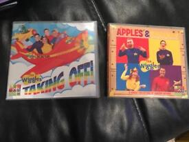 The Wiggles Music CD's X 2