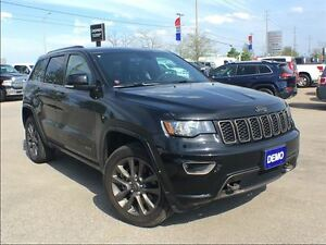 2017 Jeep Grand Cherokee *LIMITED* DEMO W/ ONLY 5500 KMS ON THE