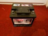 40Ah car battery
