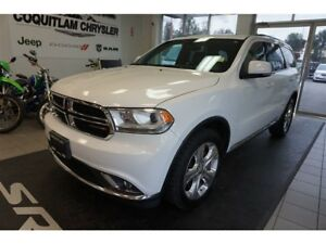 2015 Dodge Durango Limited - Leather, Sunroof, GPS
