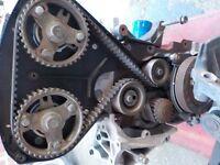 1600 16V Peugeot Citroen Tuned engine, fresh rebuild, SR6, £600