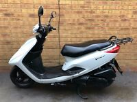 Yamaha VITY 125 125cc *FULL SERVICE HISTORY & MOT*