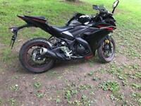 Yamaha yzf r3 r320