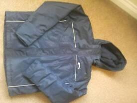 Mens slazenger coat size small