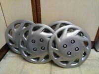 Brand new 13 inch wheel trims