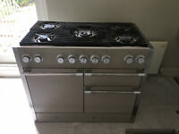 Mercury RC1090 Dual Fuel Kitchen Range Cooker