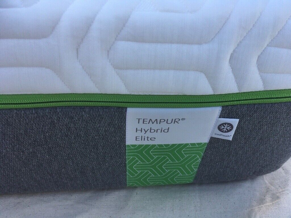 new concept 458e5 cd8d7 Temper Cool Touch Hybrid Elite Mattress | in Tuffley, Gloucestershire |  Gumtree