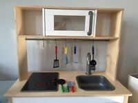 Toddler Ikea Kitchen and Accessories