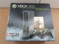 Xbox 360 Super Elite 250GB Limited Edition MW2 Console Bundle