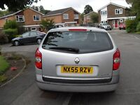 RENAULT LAGUNA 1.9 DCI DIESEL 6 SPEED ESTATE WITH NEW MOT PART X POSSIBLE OR SWAPS OR SELL