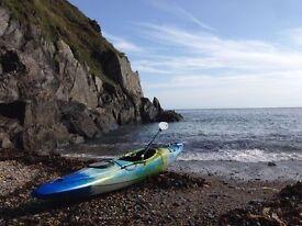 Jackson Karma RG Kayak + Spray deck Very good condition