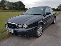 Jaguar x type black 2.2 deisel s 2006