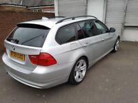 BMW E91 320D FSH