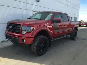 2014 Ford F-150 FX4 Luxury 6 Lift Absolutely Loaded!!