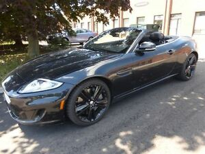 2012 Jaguar XK XKR -- 510 H.P  MONSTER -- CONVERTIBLE -- TRIPLE