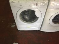 nice white Hoover washing machine it's s 7kg 1400 spin in excellent condition in full working order
