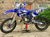 Road legal yz 125 not ktm crf Cr yzf kx kxf
