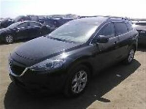 2013 Mazda CX-9 Touring-L, leather, sunroof.  NAVIGATION