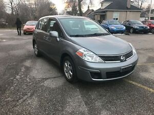 2009 Nissan Versa ONE OWNER -SAFETY & E-TESTED - WARRANTY INCLUD