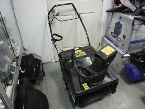 **SALE** SNOWBLOWER YARD MAN. We buy and sell used goods. 108227