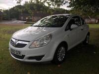 Vauxhall corsa,1.0L ecoflex,2010,£30 p/yr tax!!