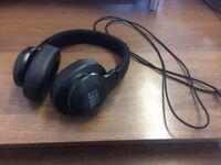 JBL E55BT Over Ear Headphones Bluetooth