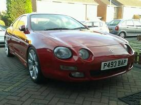 Toyota celica ss111 gt st202 rare jdm import