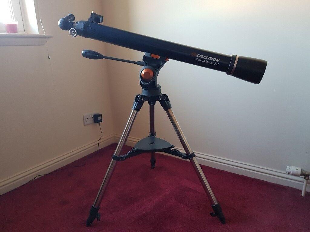 Telescope celestron astromaster az in haddington east lothian