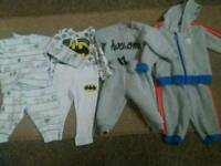 Bundle of boys clothes 6-9 months
