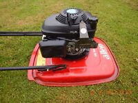 Hover mower Allen 446 good condition hardly used. Fully serviced