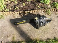McCulloch chain saw