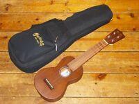 Martin S1 Uke Soprano Ukulele with Martin gig bag