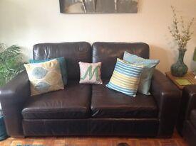Next Leather Sofas