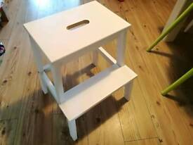 Ikea bekvam steps
