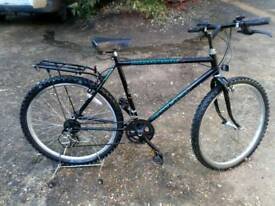 "Gents Town bike Mtb 21"" Raleigh Mohawk"