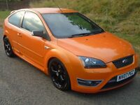 2007 FORD FOCUS ST-2 280 BHP 69,000 MILES FULL SERVICE HISTORY